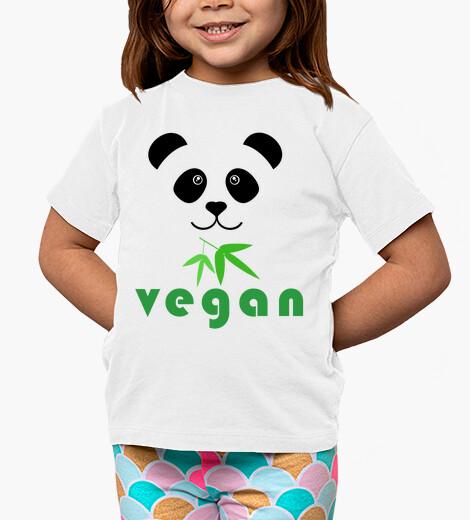 Ropa infantil panda vegano 1
