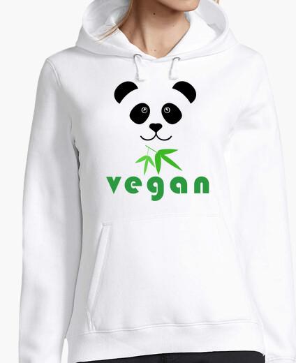 Sweat panda végétalien 1
