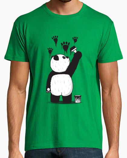 Tee-shirt pandalism