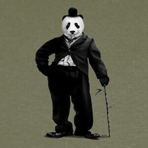 T-shirt Pandaplin