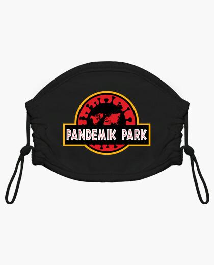 Mascarilla niño Pandemik Park - Parodia...