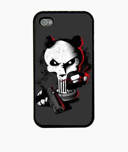 Coque iPhone pandisher le cas de l'iphone 4