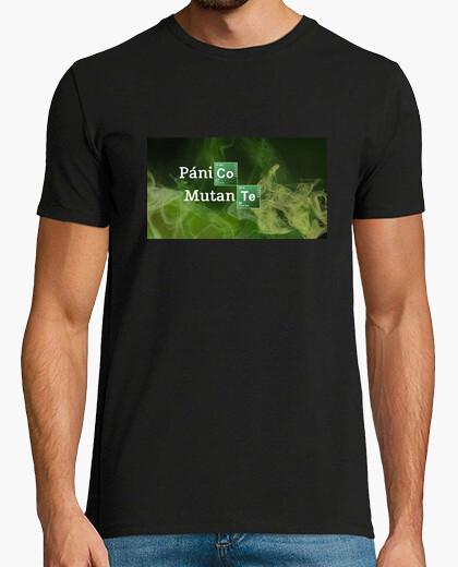 Tee-shirt panique mutant breaking bad