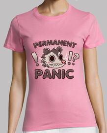 panique permanent opossum - chemise femme