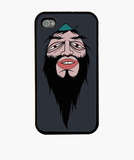 Cover iPhone pantaloni a vita bassa la barba