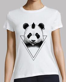 pantaloni a vita hipster panda punk