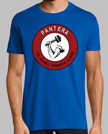 Pantera - The Primal Concrete Sledge - Fondo Blanco