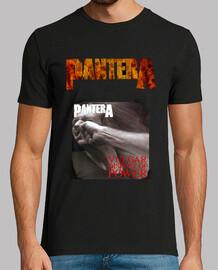 Pantera Camiseta Chico