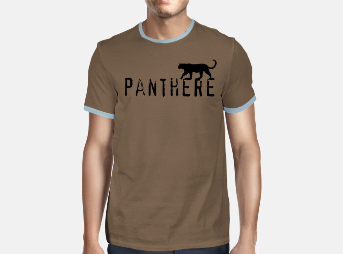 Shirt Panthere 468061 Kooltime T Chemise Homme Pjulqzmsvg W2DHIE9Y