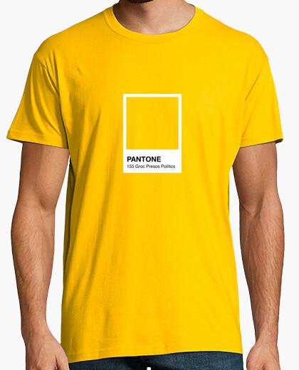 Camiseta Pantone 155