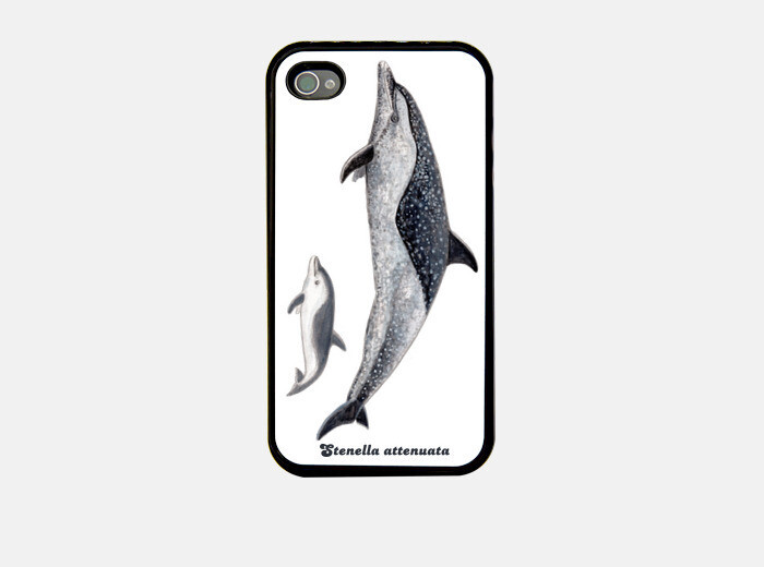 Dolphin speckled pantropical iphone 6