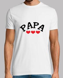Papa - Fête des Pères - Enfant