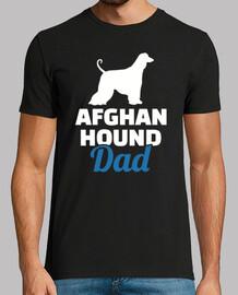 papà afgano hound