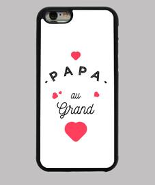 Papa au grand coeur