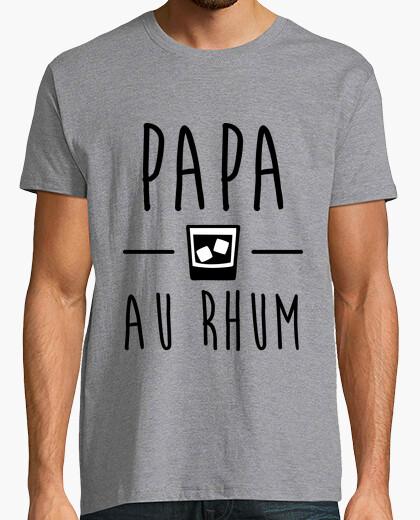83e5444a6 Tee-shirt Papa au rhum - 2186397   Tostadora.fr
