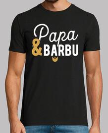 Papa barbu cadeau