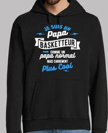 Papa basketteur