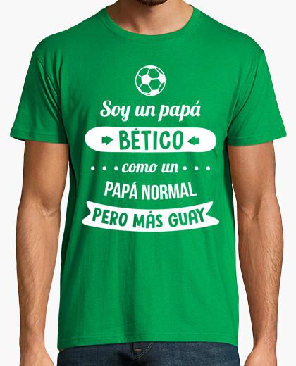 T-shirt papà bético