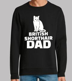papà british shorthair