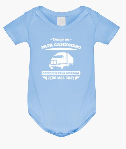 Ropa infantil Papá Camionero (niño)