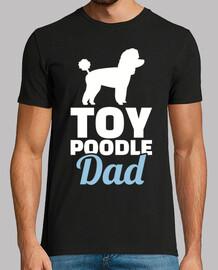 papa caniche jouet