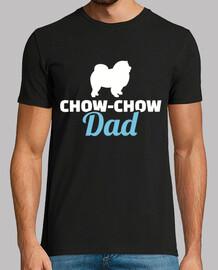 papá chow-chow