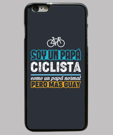 papà ciclista