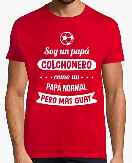Camiseta Papá Colchonero