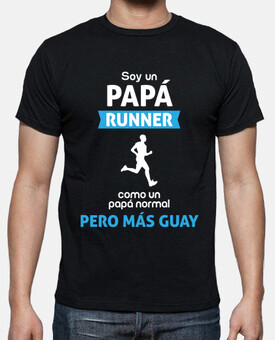 papa coureur (comme un papa normal, mais plus cool)