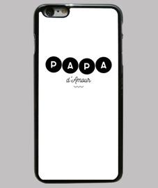 Papa d'amour-black