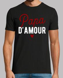 Papa d'amour cadeau