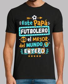 papa de football