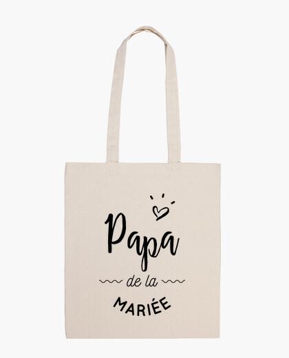 Bolsa papa de la novia