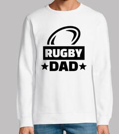 papa de rugby