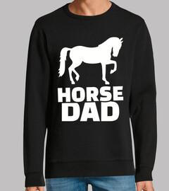 papà di cavallo