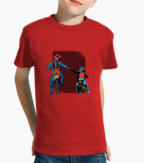 Ropa infantil Papa e Hijo Motocross