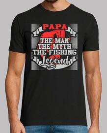 papa el hombre el mito la leyenda fising