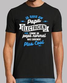 Papa electricien