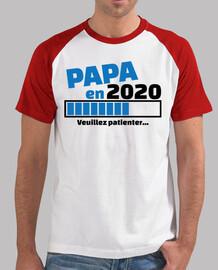 papa en 2020 veuillez patienter