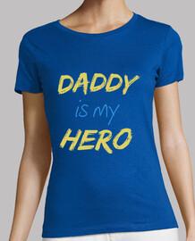 papa est ma femme héros