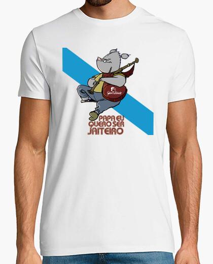 Camiseta Papa eu quero ser Jaiteiro