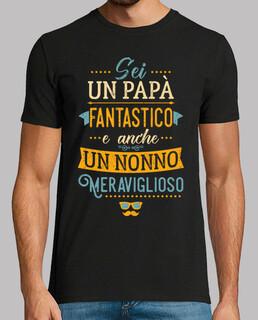 Papà fantastico Nonno Meraviglioso