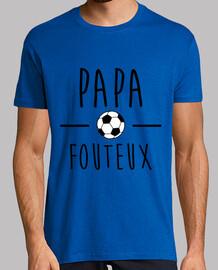 papá fútbol fútbol