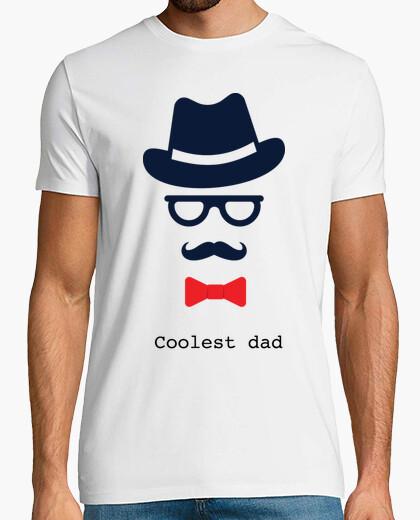 Tee-shirt papa le plus frais