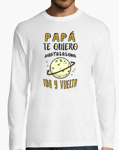 Tee-shirt papa lune