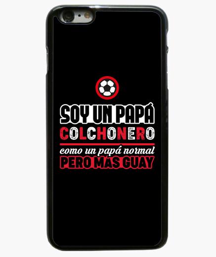 Cover iPhone 6 Plus  / 6S Plus Papà materasso one ro