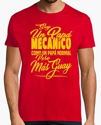 Camiseta Papá mecanico