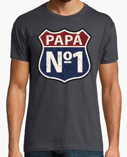 Tee-shirt papa nº1