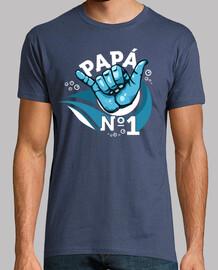 Papá nº1. Camisa