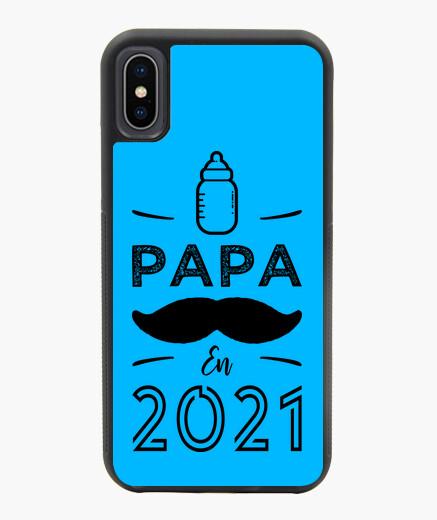 Cover iPhone X / XS papà nel 2021